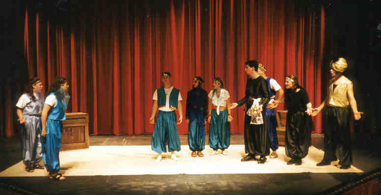 cast of Aladdin