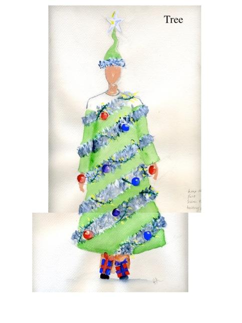 Christmas Catastrophe Costume